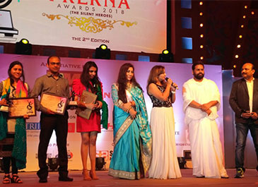 emerged winners at the Prerna Awards 2018